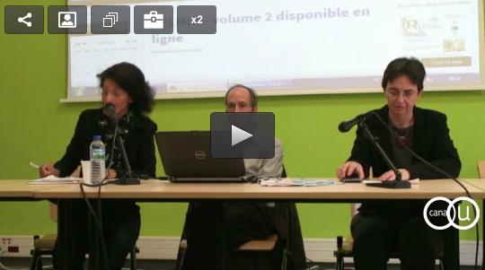 Vidéo en ligne sur Canal-U